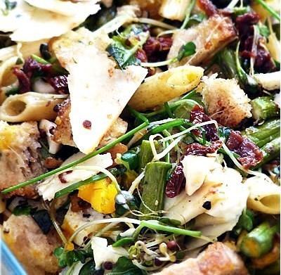 10 recettes de salades de printemps !