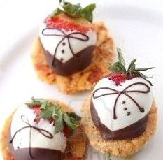 Faire des fraises enrobées, les recettes !
