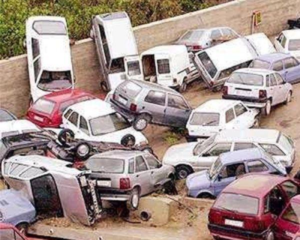 parking du salon de la femme...