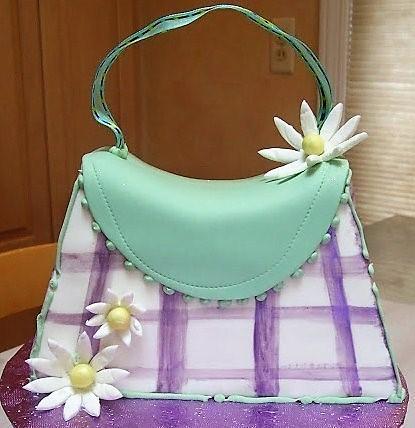 Tutoriel faire un purse cake, les tutos en images !