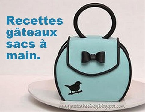 Tutoriel faire un purse cake, les tutos en images !