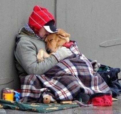 Il y a plus d'humanité dans cette photo que dans bien des discours..