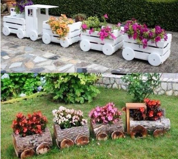 Belles Id Es R Cup Et D Co Pour Le Jardin Page 2