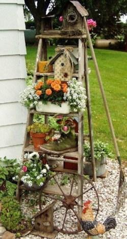 Belles id es r cup et d co pour le jardin for Agrementer un jardin