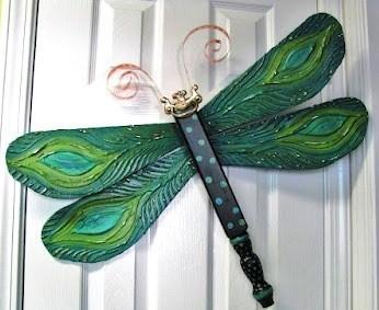 Transformez vos vieux ventilos en libellules géantes !
