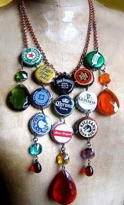 Recycler des capsules de bière !