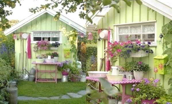Ma cabane au fond du jardin for Au coin du jardin