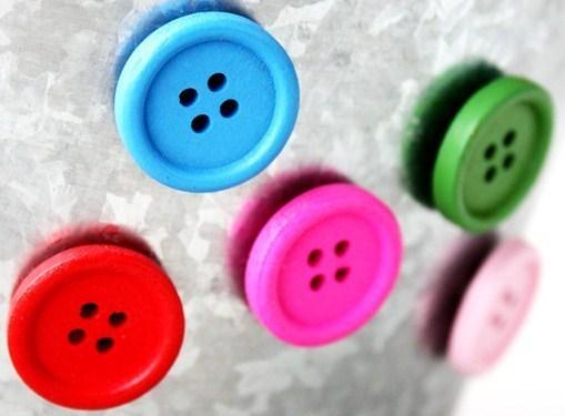 Quoi faire avec des boutons dépareillés !