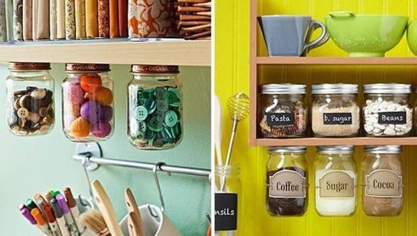 10 astuces de rangements malins - Astuce pour ranger sa cuisine ...
