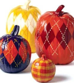 C'est l'automne, décorez vos citrouilles !