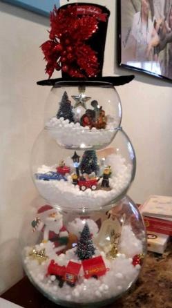 Maisonnette Decoration Noel