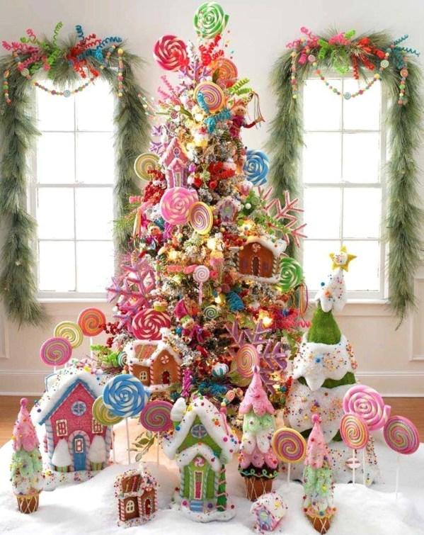 De superbes sapins de Noël !