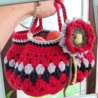 Faire un sac au crochet, les tutos 2