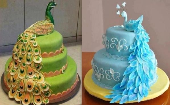 10 Gâteaux de mariage insolites !