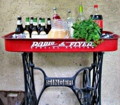 Comment recycler les anciennes machines à coudre
