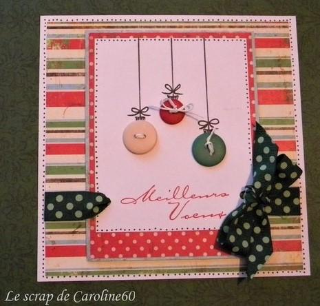 Modèles et tutos cartes de Voeux Bonne Année