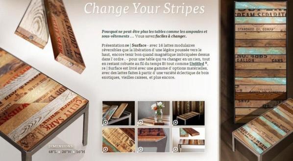 Idées tables basses en bois de palettes