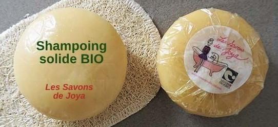 Des savons BIO et naturels, les savons de Joya