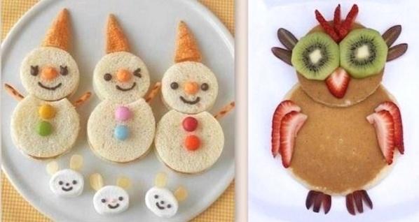 Amusez-vous à décorer vos assiettes