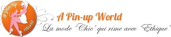 La collection des années 50 de A Pin-up World