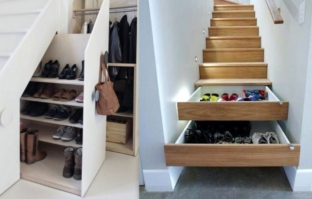Idées de rangement pour chaussures