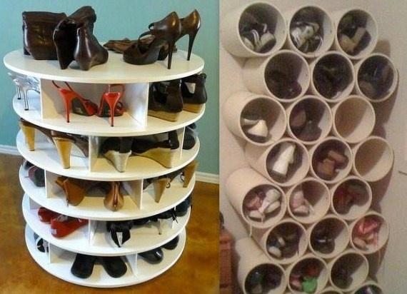 Merveilleux Idées De Rangement Pour Chaussures