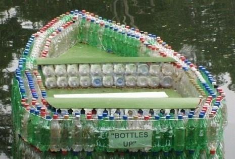 Construire une serre avec des bouteilles plastique les - Que faire avec des bouchons plastique ...