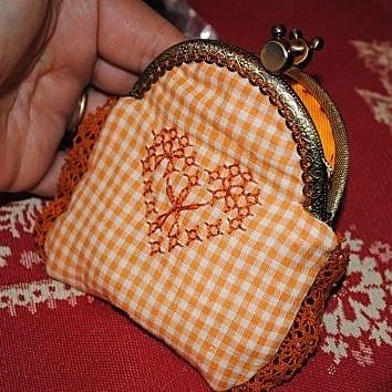 Tutoriel faire un porte monnaie en tissu