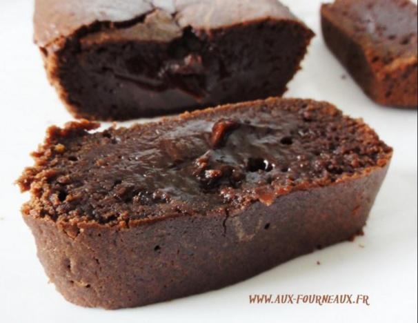 6 recettes de fondant au chocolat
