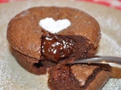 8 recettes de fondant au chocolat