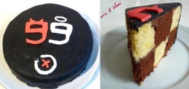 5 recettes pour faire un gâteau Damier