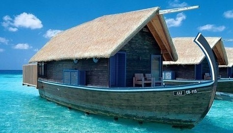 maison barque