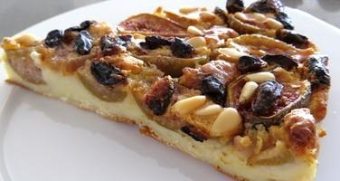 8 recettes faciles desserts aux figues