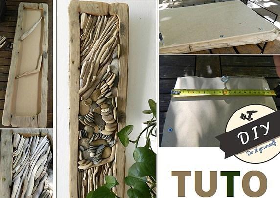cr ations et tutoriels en bois flott. Black Bedroom Furniture Sets. Home Design Ideas