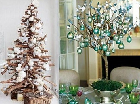Décorations Sapins de Noël en tout genre