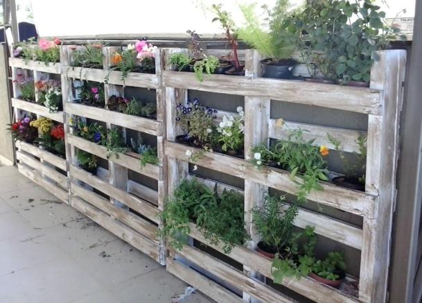 Recycler Une Palette En Jardinière Pour Le Jardin | Page 2
