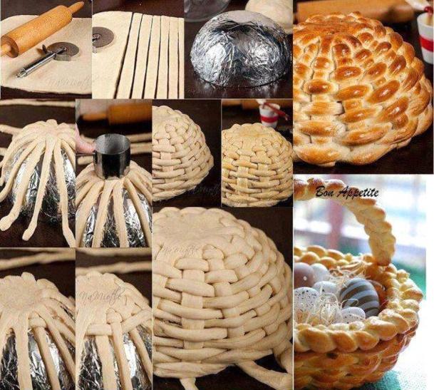 Astuces pour faire de jolies brioches - Astuce pour une raclette originale ...