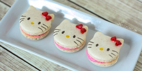 Faire des cookies et biscuits Hello Kitty