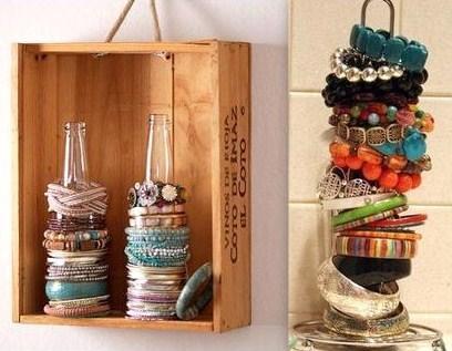 Trucs et astuces pour ranger ses bijoux astuces blagues - Faire des bijoux a la maison ...