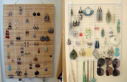 trucs et astuces pour ranger ses bijoux page 2. Black Bedroom Furniture Sets. Home Design Ideas