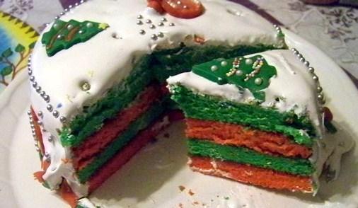 6 recettes cakes surprises de Noël