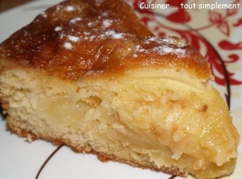 Recettes de gâteaux aux pommes