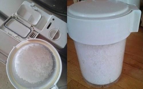 recettes pour faire son produit nettoyant pour lave vaisselle. Black Bedroom Furniture Sets. Home Design Ideas