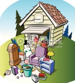 Comment organiser un vide maison ou un vide grenier à son domicile
