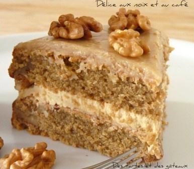 8 recettes de gâteaux aux noix