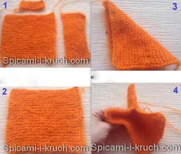 tutoriel tricoter un chat en laine. Black Bedroom Furniture Sets. Home Design Ideas