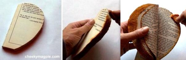 Tutoriel faire une pomme livre