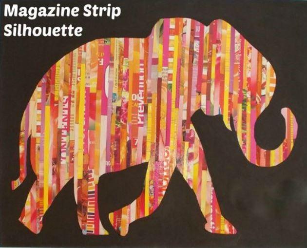 recycler ses vieux magazines en strip art magazine page 2. Black Bedroom Furniture Sets. Home Design Ideas