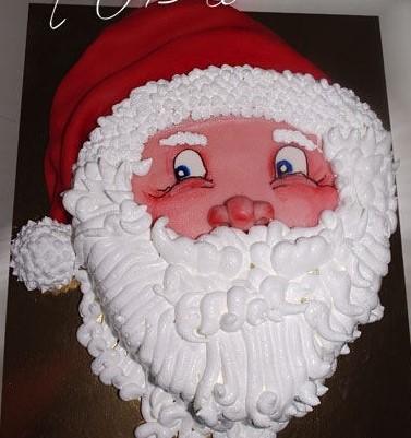 Recette brioche Père Noël