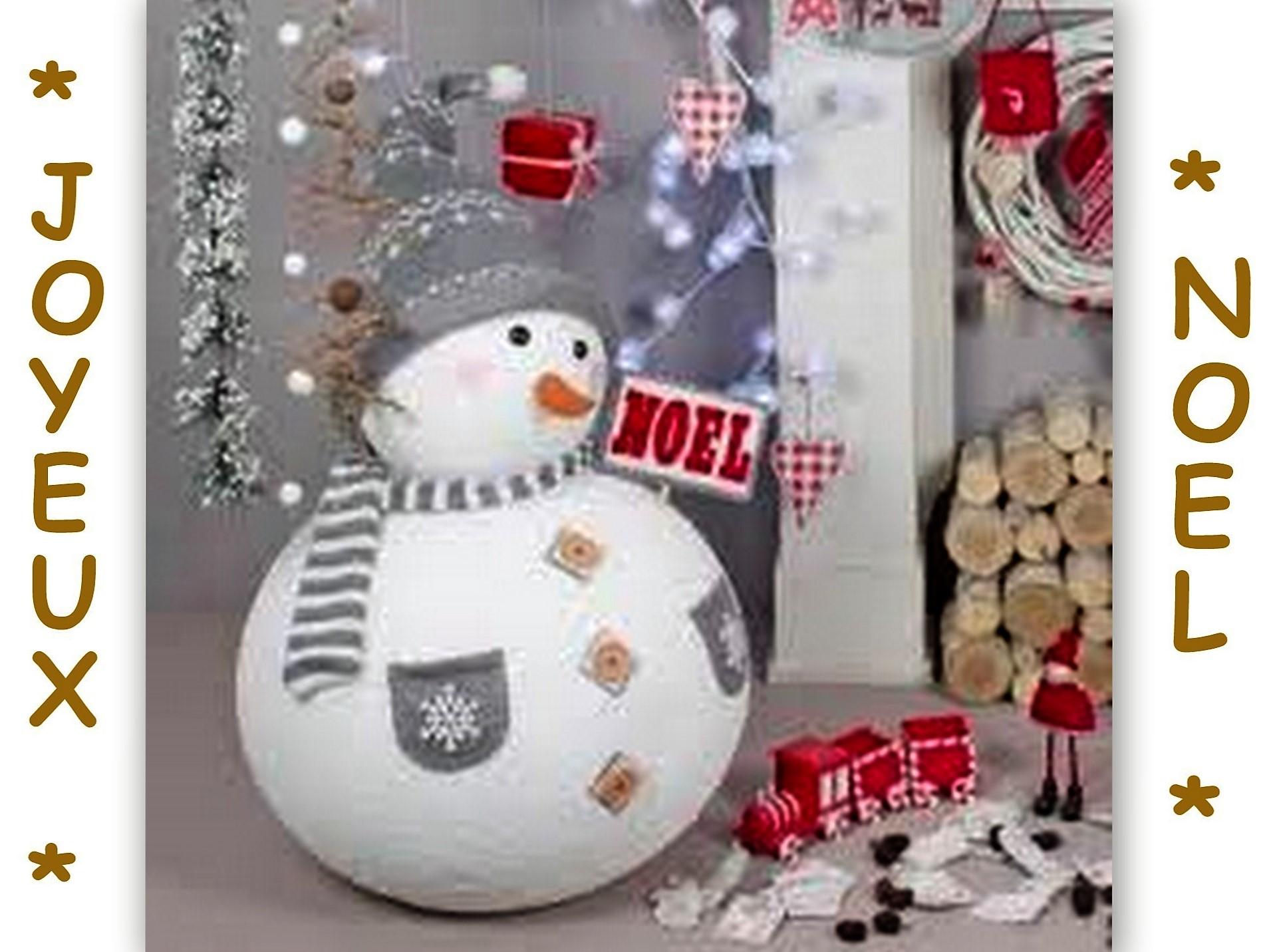 Boule De Noel A Decorer